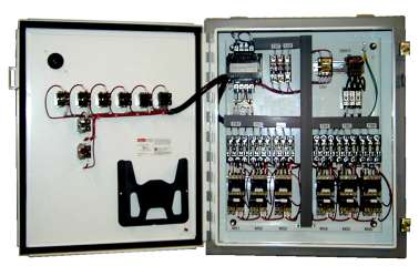 Autodrill Self Feed Electric Automation Controls